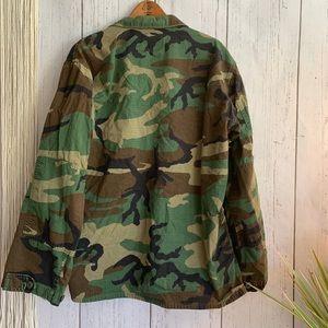 Vintage Jackets & Coats - 🌸Vintage Lightweight Army Jacket🌼